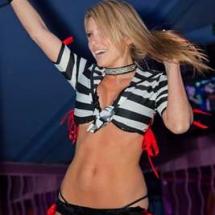 Courtney Cummz at Rockstar Connecticut Strip Club 6