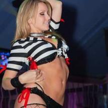 Courtney Cummz at Rockstar Connecticut Strip Club 5