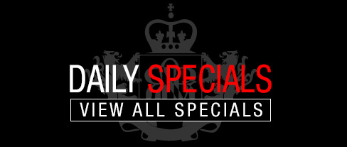 Luckys Cabaret Daily Specials