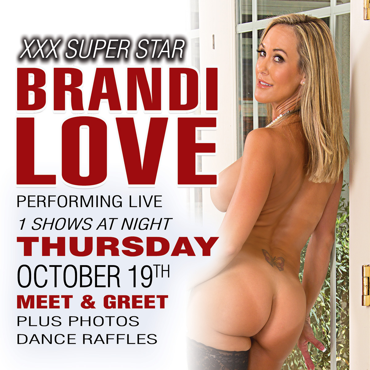 Porn Star Brandi Love | Rockstar Strip Club Connecticut