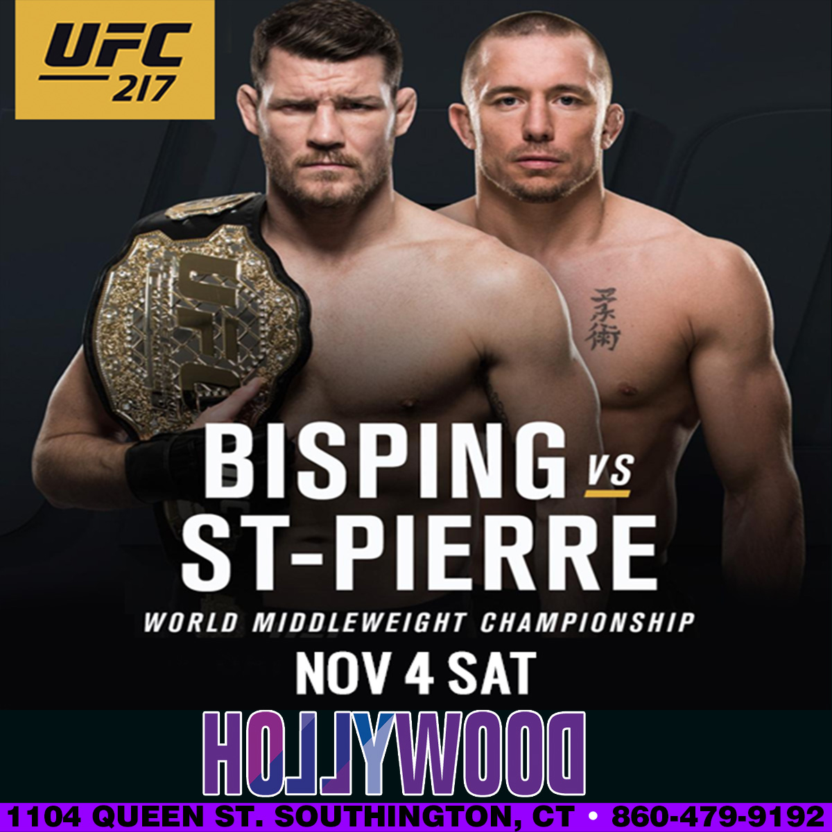 Ufc 217 | Hollywood Strip Club Connecticut