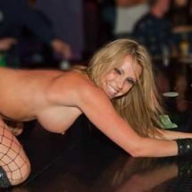 Courtney Cummz at Hollywood Connecticut Strip Club - 5