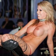 Courtney Cummz at Hollywood Connecticut Strip Club - 4