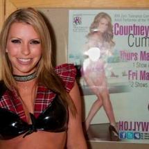 Courtney Cummz at Hollywood Connecticut Strip Club 1