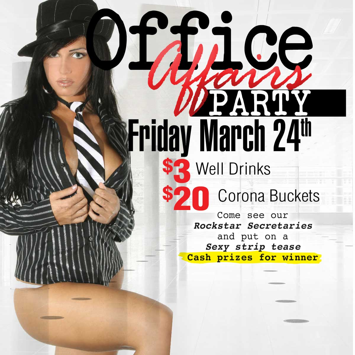 Office Affairs | Rockstar Strip Club Connecticut