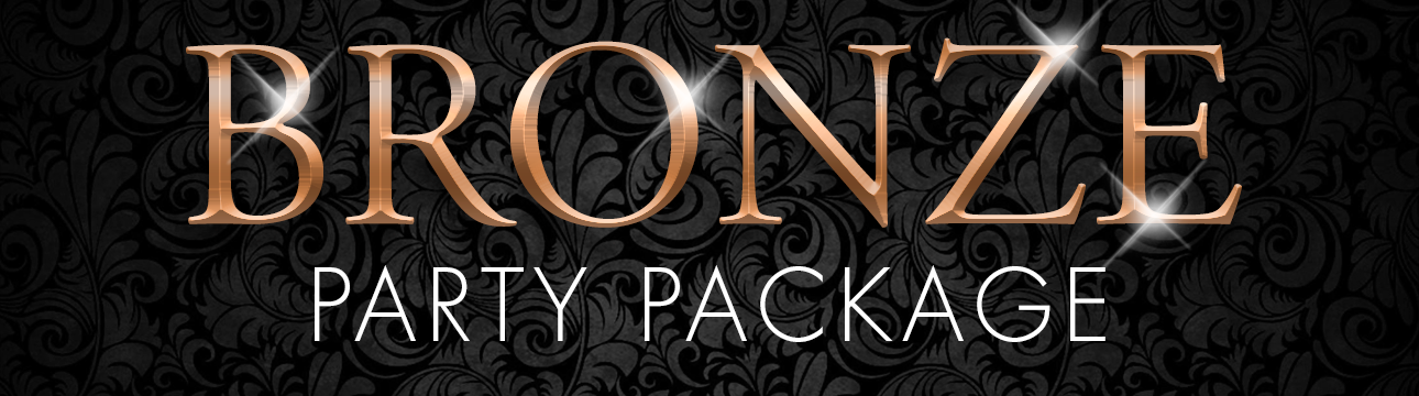 Bronze Bachelor Party Package Luckys Cabaret