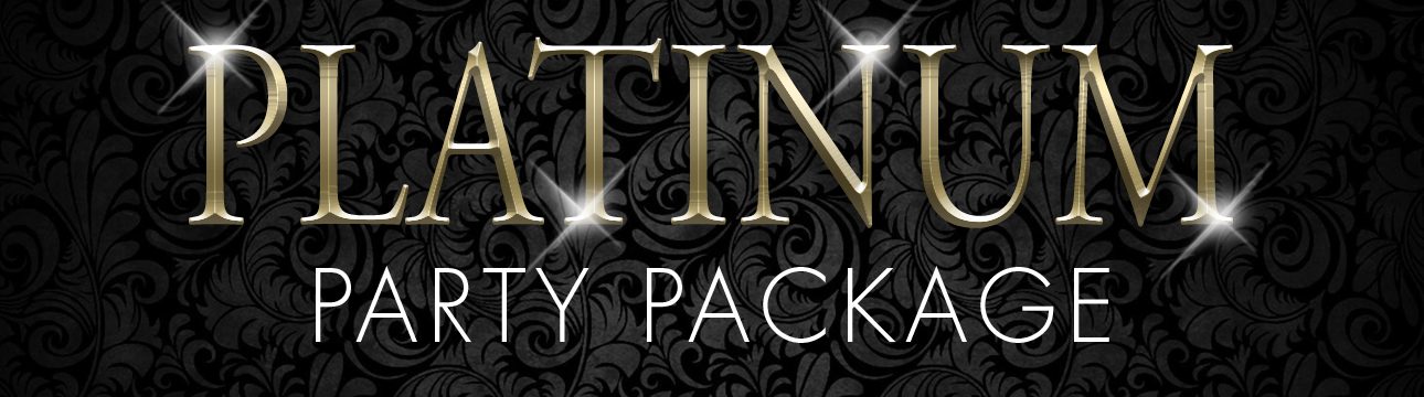 Platinum Bachelor Party Package RocVenus