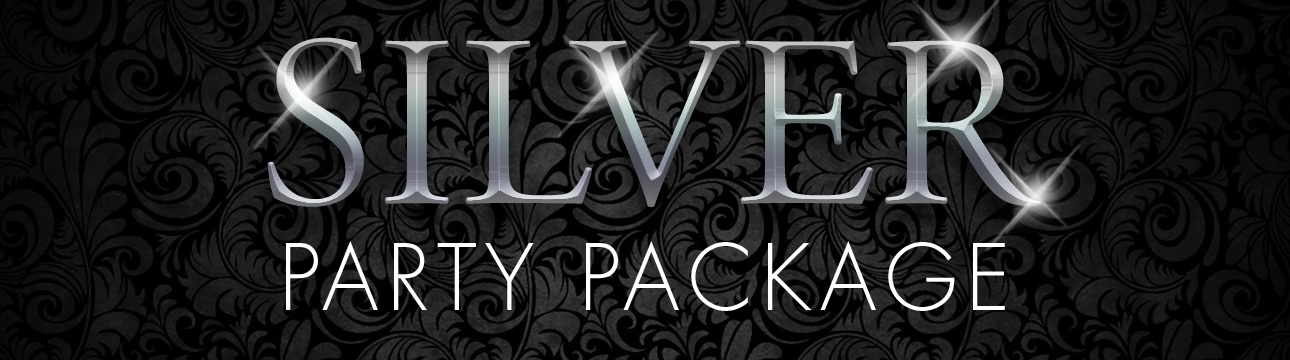 Silver Bachelor Party Package Luckys Cabaret