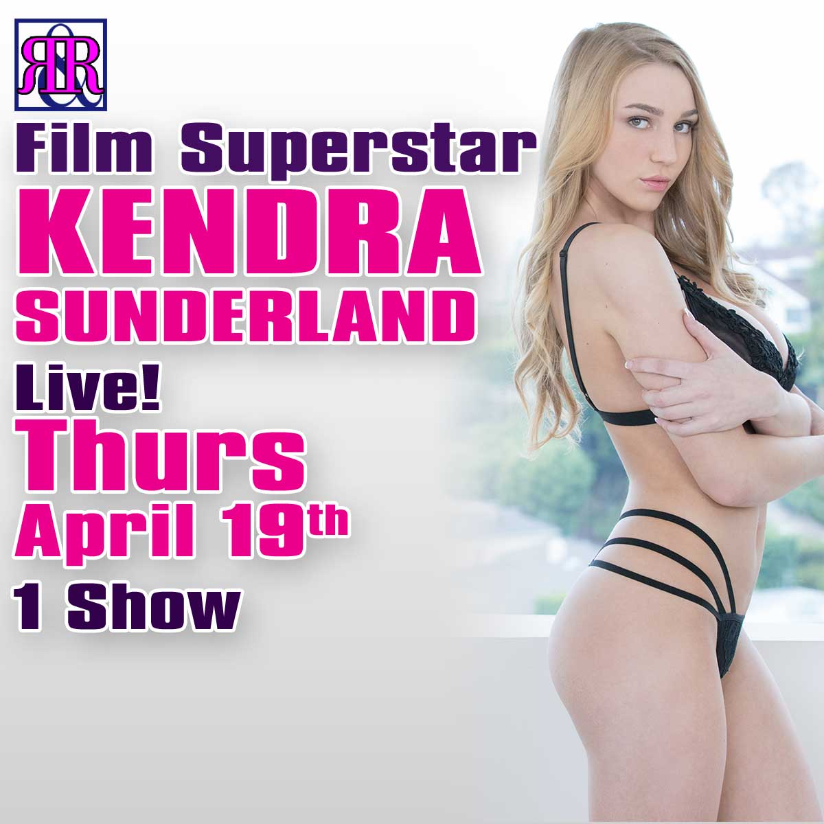 Kendra Sunderland | Luckys Strip Club Connecticut